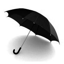 Web Umbrella BW